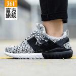 361度 女鞋运动鞋休闲鞋 361透气轻便跑步鞋跑鞋N