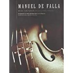 预订 Music for Violin and Piano from El Amor Brujo [ISBN:9780