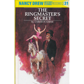 Nancy Drew #31 The Ringmaster's Secret 南茜·朱尔:马戏团领班的秘密 ISBN9780448095318