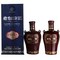 【酒界网】汾酒 53度 十五(15) 封坛 475ml * 2瓶 白酒