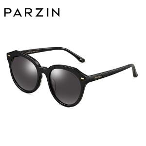 帕森太阳镜男女款 复古板材大框尼龙镜片个性潮开车墨镜新品 9795
