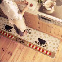 韩式家居丙纶圈绒地毯进门卧室浴室门口防滑超薄地垫厨房拼接脚垫