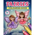 预订 Fairies Colouring Book: Beautiful Fairies, Magical Unico