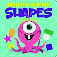 【预订】Monster Knows Shapes9781404880412