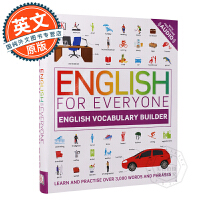 人人学英语 词汇学习 英文原版 English for Everyone English Vocabulary Bui