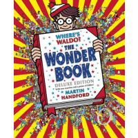预订 Where's Waldo? the Wonder Book: Deluxe Edition [ISBN:978