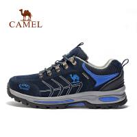 camel骆驼徒步鞋 秋季防滑缓震低帮时尚男女徒步鞋