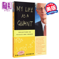 【中商原版】英文原版  My Life as a Quant Emanuel Derman