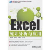 【二手旧书8成新】Excel统计分析与应用(含 张联锋 9787121126901