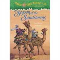 英文原版 神奇树屋 儿童绘本 Magic Tree House #34: Season of the Sandstor