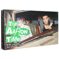 现货正版 炎亚纶:The Aaron Time影音馆专辑 MV DVD+写真集