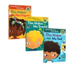 Rodale Kids Curious Readers:Dealing With Feelings:This Make
