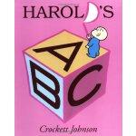 Harold's ABC 阿罗的ABC ISBN9780064430234