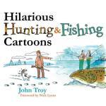 【预订】Hilarious Hunting & Fishing Cartoons