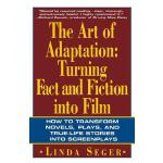 【预订】The Art of Adaptation Turning Fact And Fiction Into Fil