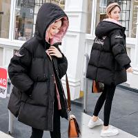 2019秋冬装孕妇棉衣服怀孕后期宽松棉袄孕妇冬季外套