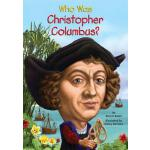 【预订】Who Was Christopher Columbus?