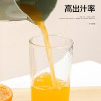 手动榨汁器简易塑料迷你榨果器创意家居便携榨汁杯料理机