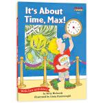 数学帮帮忙:到点啦,麦克斯 Math Matters: It's About Time Max!