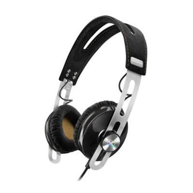 森海塞尔(Sennheiser) MOMENTUM On-Ear G 小馒头2代 头戴式贴耳高保真立体声耳机 安卓版 黑色