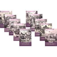 阅读与想象四阶段配套活动书练习10册 Oxford Read and Imagine Activity Book L4
