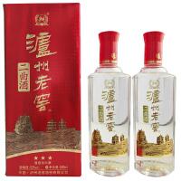 【酒界网】泸州老窖 52度 泸州老窖二曲酒 500ml * 2瓶 白酒