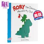 【中商原版】现货 罗里的恐龙:我和我爸爸 英文原版 Rory the Dinosaur: Me and My Dad