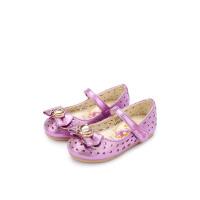 【99元任选2双】迪士尼Disney童鞋女该时尚皮鞋公主鞋秋季 FS0286