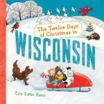 预订 The Twelve Days of Christmas in Wisconsin [ISBN:97814027