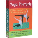 【预订】Yoga Pretzels: 50 Fun Yoga Activities for Kids & Grownu