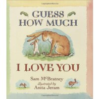 Guess How Much I Love You ISBN:9781406300406