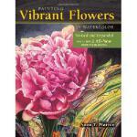 【预订】Painting Vibrant Flowers in Watercolor: Revised & Expan