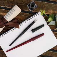 日本PILOT百乐 DPN-70升级版DPP-70 纤扬长笔杆墨水笔手绘速写练字钢笔 写生绘图钢笔