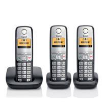Gigaset|集怡嘉 原Siemens【西门子】 C510 套机 德国制造 无绳电话机 1拖2 1拖3