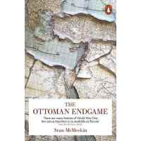 奥斯曼帝国的残局 英文原版 The Ottoman Endgame : War, Revolution and the