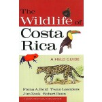 【预订】The Wildlife of Costa Rica: A Field Guide