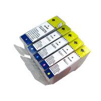 INKOOL CANON 5BK/8BK/8/8M/8Y墨盒一套五个IP4200/5300/MP830