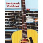 预订 Blank Music Notebook: Music Manu* Paper, Staff Paper, Mu