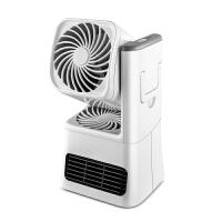 艾美特(Airmate) HP10141M-W PTC陶瓷暖风机冷暖两用 电风扇电暖器