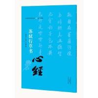 中国历代书法名家写心经放大本系列 苏轼行草书《心经》