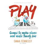 预订 Play: Games to make piano and music theory fun [ISBN:978