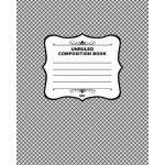 预订 Unruled Composition Book 040: Fusello Notebooks - A Top