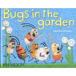 Bugs in the Garden [Hardcover] 花园里的虫子(精装) ISBN 9780714862385