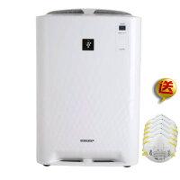 SHARP/夏普 空气净化器 KC-BB20-W 家用加湿空气净化机 去除甲醛 PM2.5 汽车尾气 异味等
