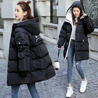 2019年新款冬装棉衣孕后期韩版宽松棉衣冬季孕妇外套