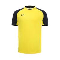JOMA荷马男士比赛T恤足球训练服运动短袖单上衣满200减40