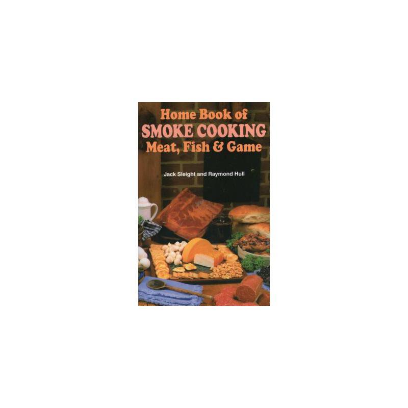 【预订】Home Book of Smoke-Cooking Meat, Fish & Game 预订商品,需要1-3个月发货,非质量问题不接受退换货。