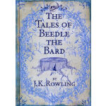 The Tales of Beedle the Bard(UK)诗翁彼豆故事集(英国版)ISBN9780747599876