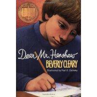 Dear Mr. Henshaw 亲爱的汉修先生(1984年纽伯瑞银奖) ISBN9780380709588