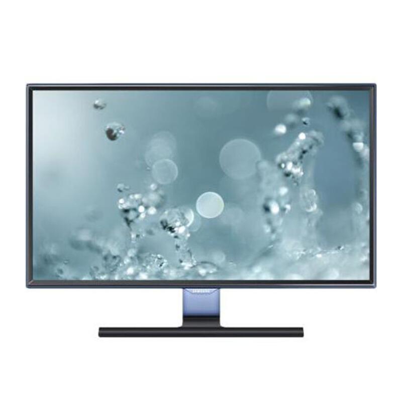 三星(SAMSUNG)S27E390H 27英寸PLS臻彩广视角电脑显示器(HDMI接口) VGA+HDMI